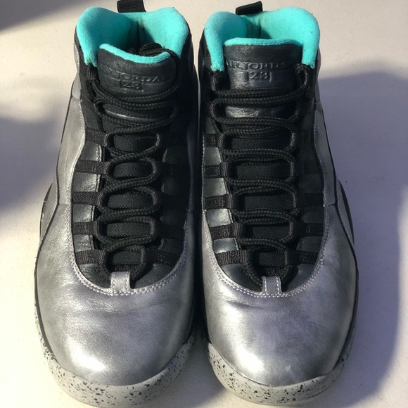 8205edeb8fa Jordan Shoes | Air 10 Retro 30th Lady Liberty | Poshmark
